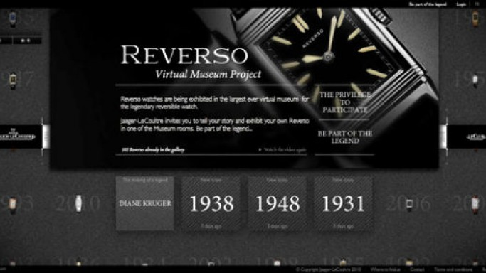 Jaeger-LeCoultre gives the Reverso watch owners a place in the history of the brand