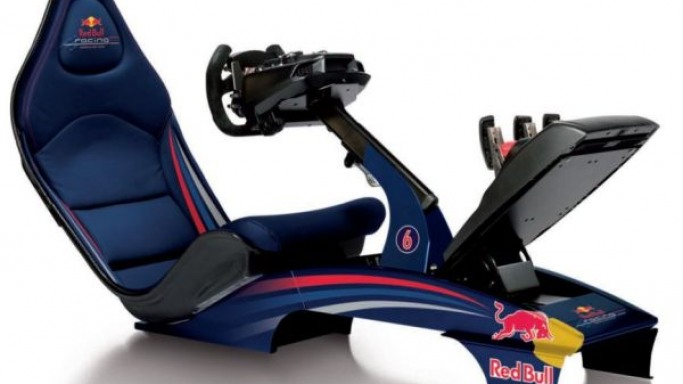 Playseat F1 Red Bull seat lets you experience ultimate speed thrills