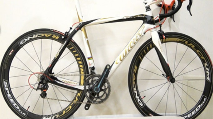 Wilier Triestina's super bike 'Cento1′ dons gold for rich boys