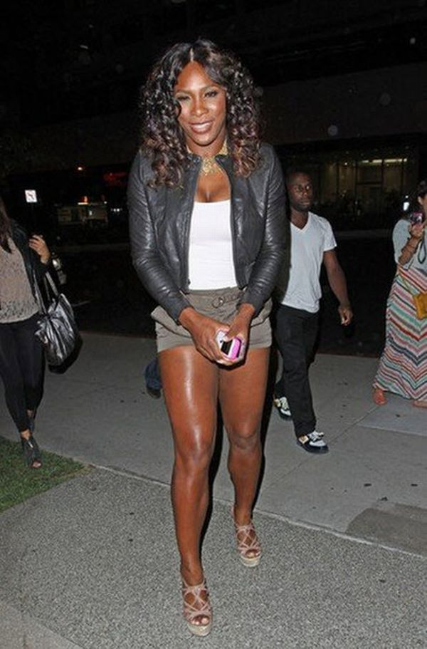 Serena williams quotes about tennis