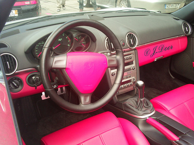 Ruf RT12 Interior