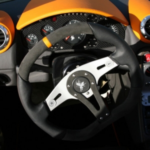 Gumpert Apollo Interior