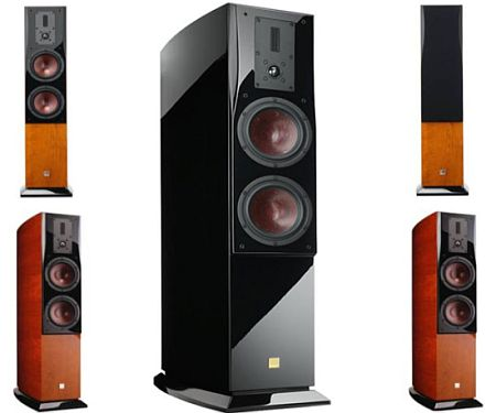 Dali launches 25th anniversary Limited Edition Helicon 400 speakers