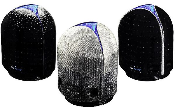 Airfree unveils Swarovski-studded 'Al Muntaha' air purifier in Dubai